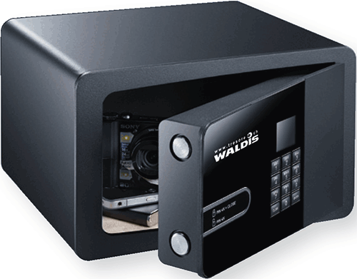 Hotel Room Safes W-MD 283